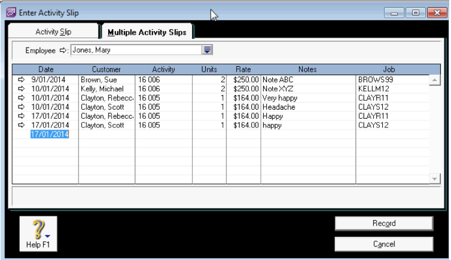Using Myob To Process Ndis Claims Bi4cloud Help Centre